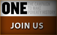 One - The Campaign to Make Poverty History